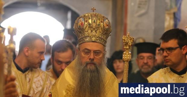 Пловдивският митрополит Николай излез навръх големия православен празник Голяма Богородица