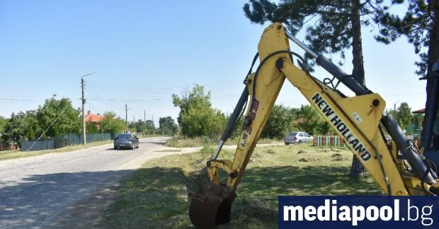 В петък започна основният ремонт на последния участък от прохода