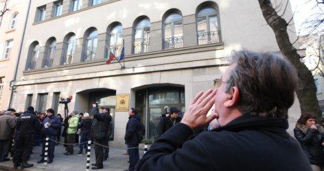 Съдии се събират за протест пред ВСС