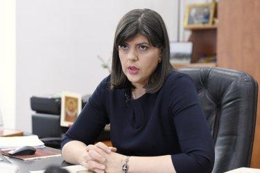 Кьовеши официално започва работа като европейски главен прокурор