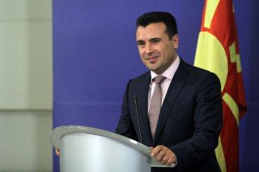 Заев: Македонският език и македонската идентичност са неоспорим факт и не подлежат на преговори