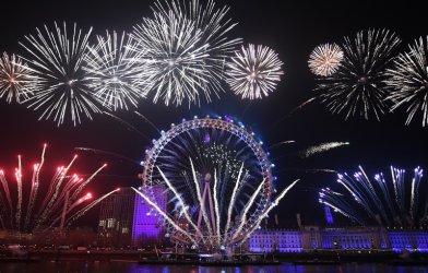 Без новогодишна заря в Лондон заради пандемията