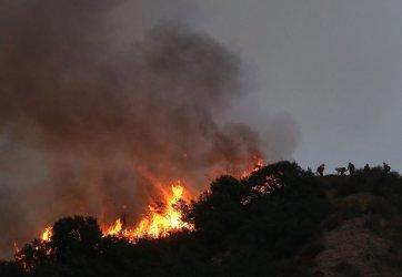 Димът от пожарите в САЩ стигна чак до Европа
