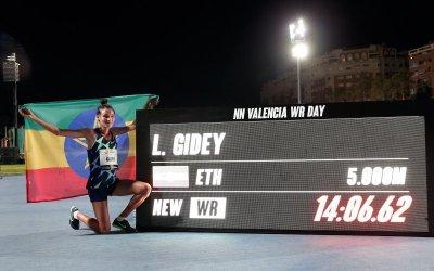 Два световни рекорда бяха подобрени в леката атлетика