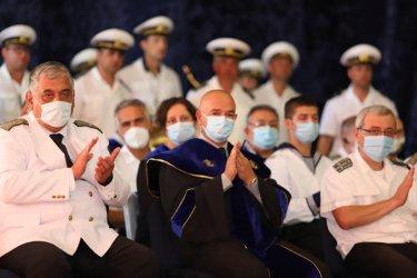 """Мутафчийски стана """"Доктор хонорис кауза"""" на Военноморското училище"""