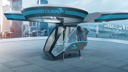 Първият турски летящ автомобил може да полети в небето още след пет години