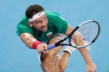 Григор Димитров отпадна на четвъртфиналите в Рим