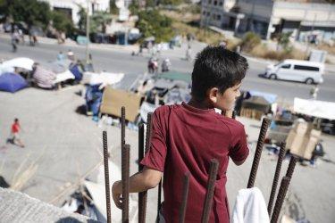България потвърдила, че ще приюти 20 деца от изгорелия гръцки лагер