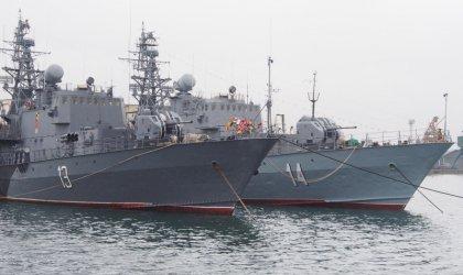 Финансовото министерство е прехвърлило парите за военни кораби към 2021 година