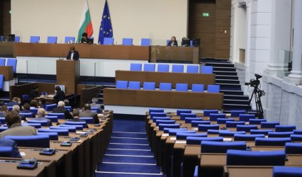 Фалстарт с формирането на временна комисия за конституцията