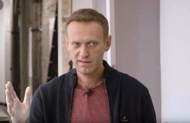 Навални за първи път откакто излезе от кома се появи на видео