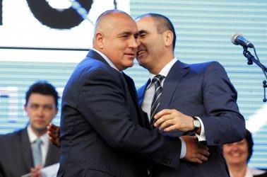 """Борисов за """"развода"""" с Цветанов: Той си има ново семейство, а при мен останаха децата"""