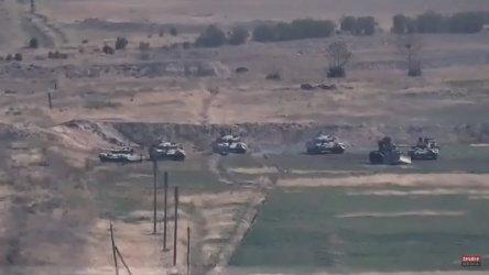 Избухнаха военни действия между Армения и Азербайджан