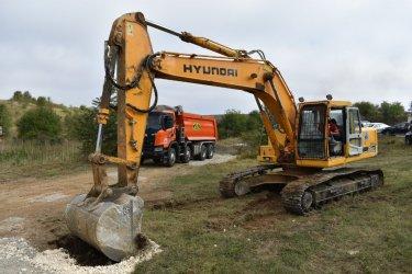 Започна ремонта на 47 км от пътя Русе - Кубрат за над 45 млн. лв.