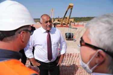 """Борисов:  """"Балкански поток"""" е на финала. Ще обезпечаваме и Азия, и Европа"""