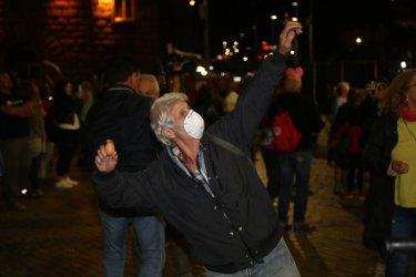 """Ден 73: Протестиращи отново питат защо Гешев живее в резиденция """"Бояна"""""""