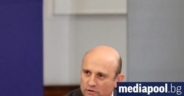 Съветникът на вицепремиера по еврофондовете Томислав Дончев - Мартин Дановски