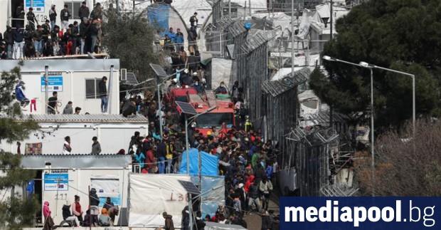 Гръцките власти регистрираха вчера първия смъртен случай от Ковид-19 в