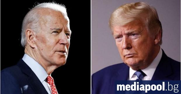 Кандидатът на американската Демократическа партия за предстоящите президентски избори Джо