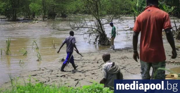 От Судан до Сенегал, необичайни валежи и наводнения обхванаха района