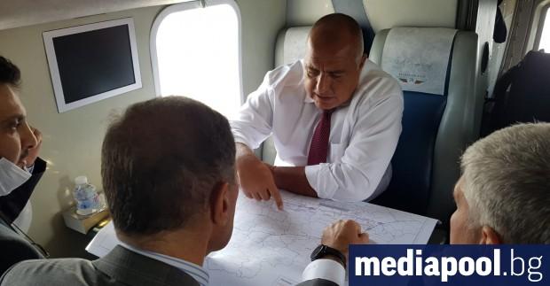 PM Boyko Borissov announced that the construction of Russian gas