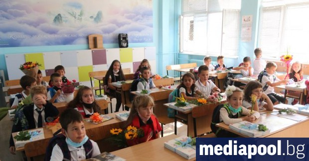 In the third day of school, several schools in three