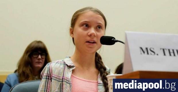 Шведската екоактивистка Грета Тунберг обяви, че основана от нея фондация