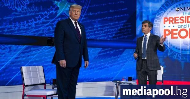 Президентът Доналд Тръмп посочва растящата престъпност и представя чисти статистически