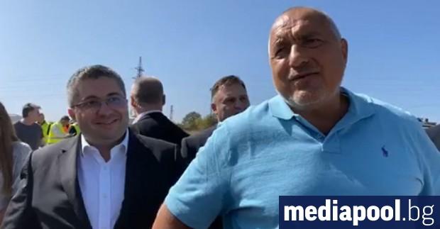 Премиерът Бойко Борисов заяви в понеделник, че ще се обсъдят