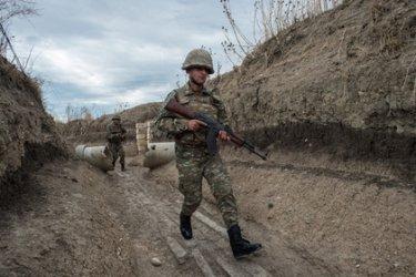 Азербайджан и Армения се обвиняват в нарушаване на примирието