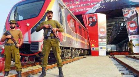 Пакистан откри първото си метро