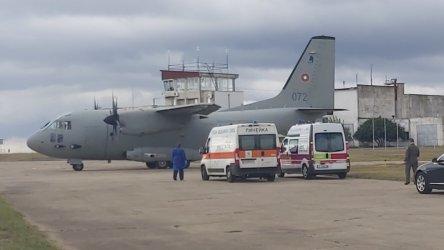Стабилно е състоянието на ранените при катастрофата край Лесово