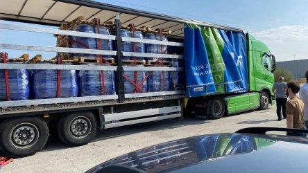 125 тона стари пестициди ще бъдат извозени до Франция
