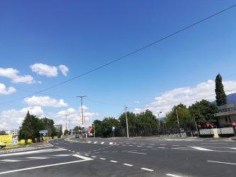 С три месеца закъснение приключи част от ремонта на пътя Дупница - Самоков