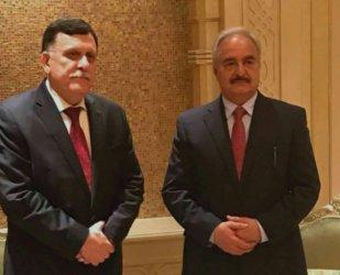 Враждуващите страни в Либия подписаха примирие