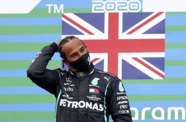 Хамилтън изравни постижение на Шумахер