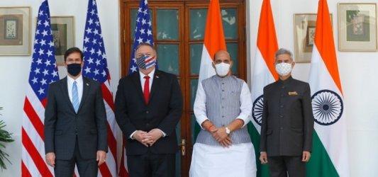 Индия и САЩ подписаха ключов пакт в областта на отбраната