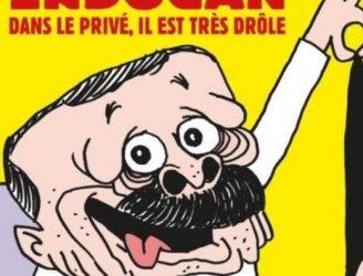 Карикатура на Ердоган опъна до скъсване връзките между Франция и Турция