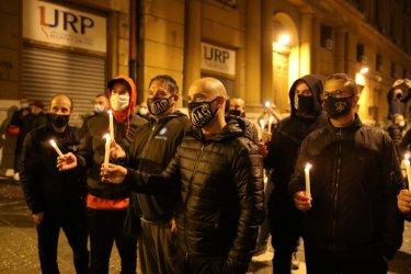 Мафията подкрепя протестите срещу Covid-ограниченията в Италия