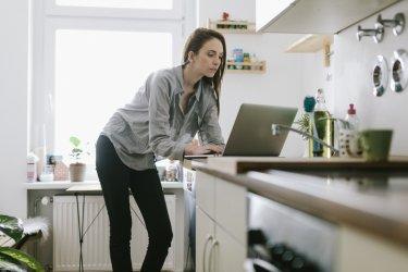 Две трети от компаниите са спечелили от преминаването към онлайн работа