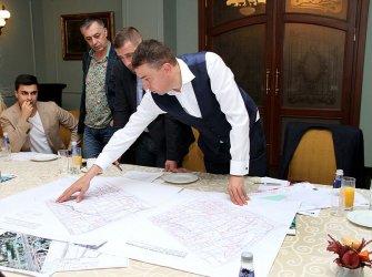 Бизнесът в София прави улици и градинки, общината - ускорява метрото