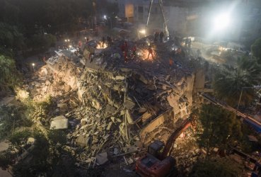 След труса край Измир - 35 жертви и над 800 ранени