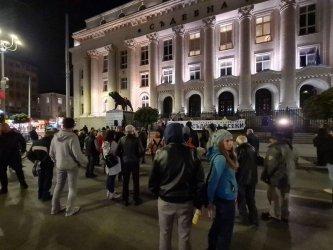 Ден 112: Спорните законови поправки с наказание затвор в епицентъра на протеста