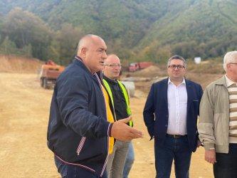 """Новият ГКПП """"Рудозем-Ксанти"""" струва 80 млн. лв. и ще бъде завършен в началото на 2021 г., обяви премиерът"""