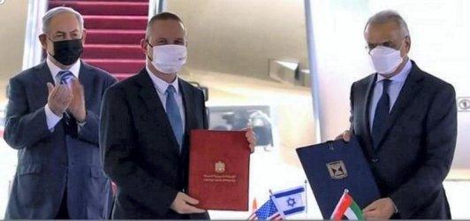 Израел и ОАЕ са вече в безвизов режим