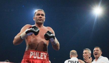 Официално: Срещата Пулев - Джошуа ще е на 12 декември в Лондон