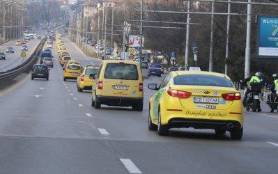 Таксита ще плащат минимален данък от 300 лв за 2021 г.