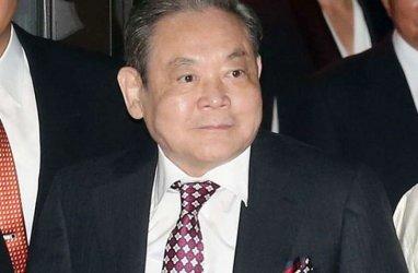 """Почина президентът на """"Самсунг"""""""