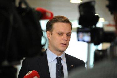"""Опозиционният Съюз """"Отечество"""" обяви, че печели парламентарните избори в Литва"""