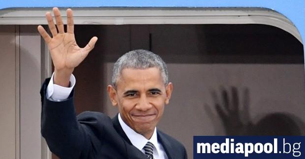 Бившият президент на САЩ Барак Обама ще се включи днес